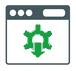 Equipment Utilization Icon